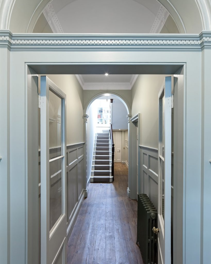 london se mayfair russell taylor architects total conversion