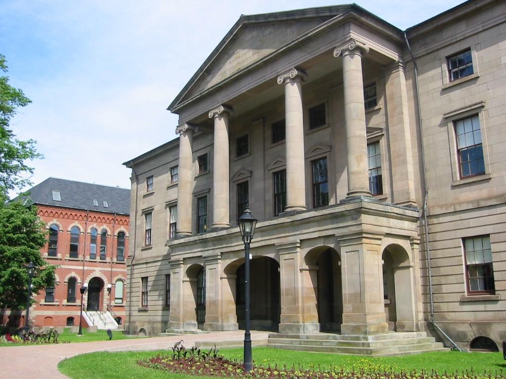 City Hall-Charlottetown