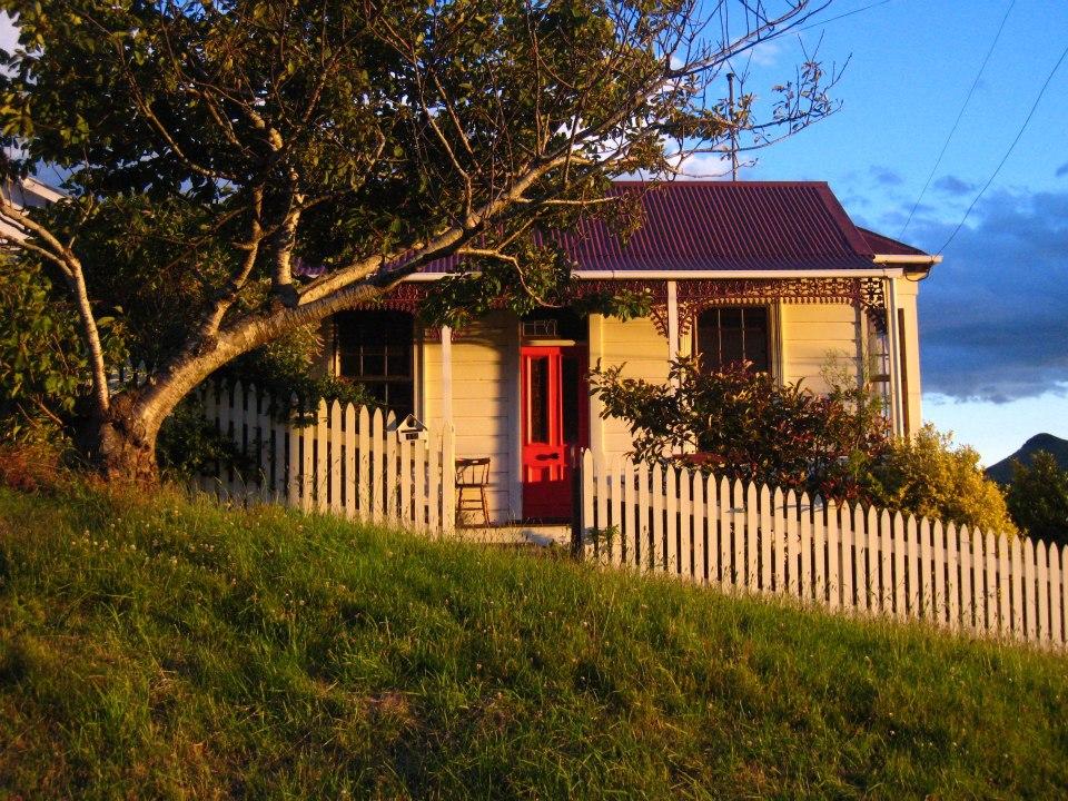 Port Chalmers villa
