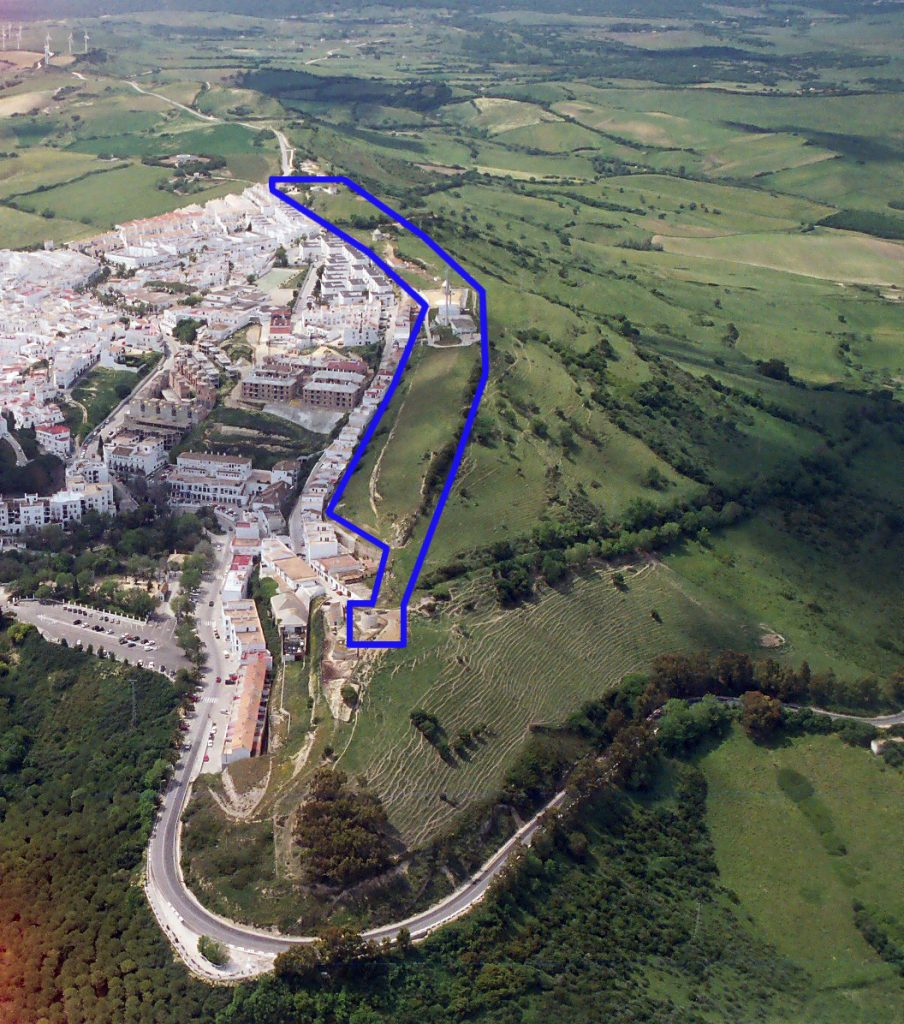 vejer_aerial-view-of-the-intervention-area