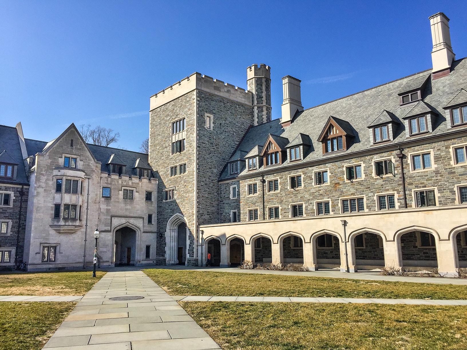 10_Whitman College_Princeton University_Princeton_New Jersey